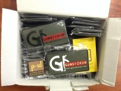 Шевроны Gunsforum patches