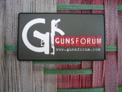 Шеврон Gunsforum 1