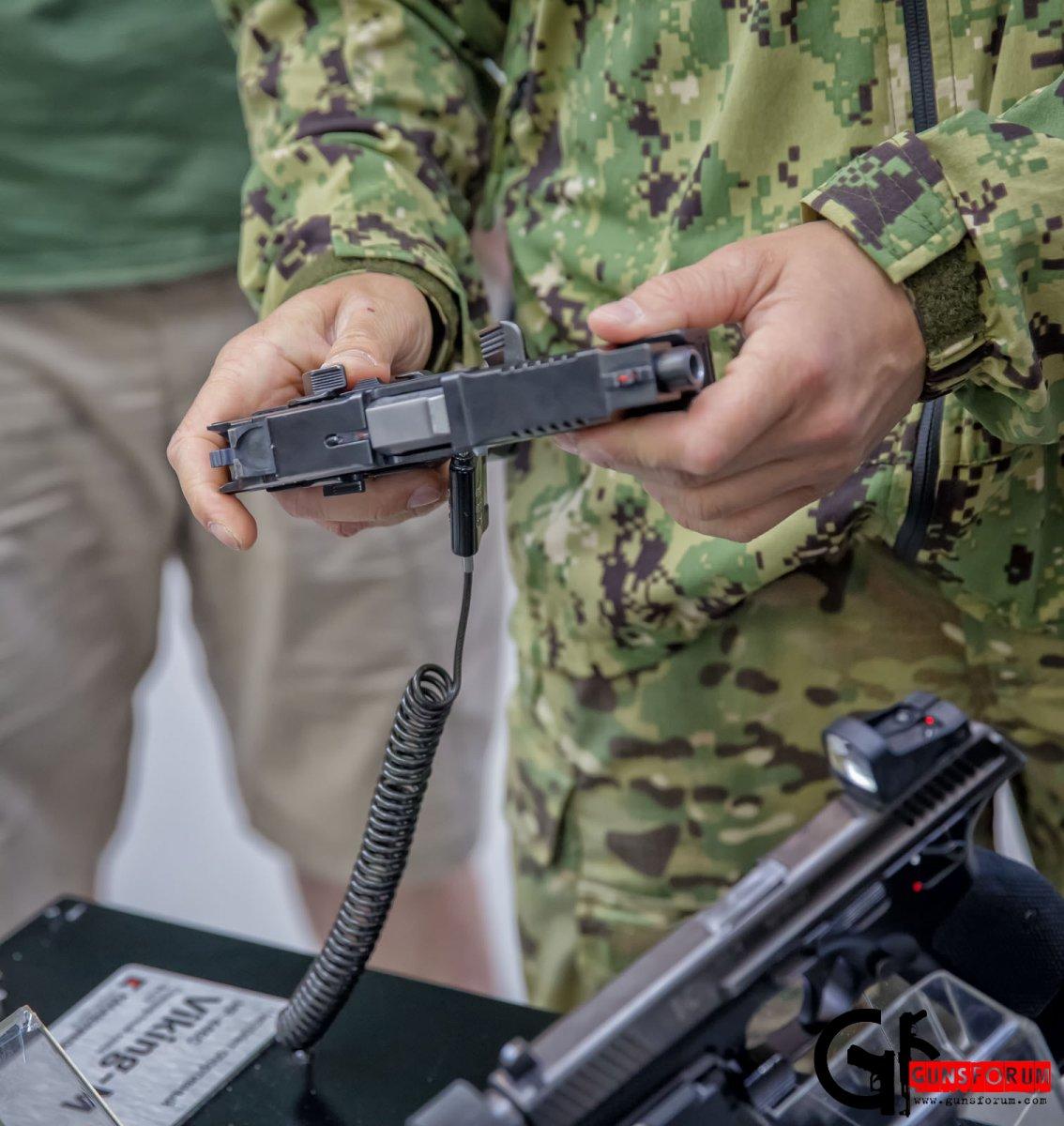 Пистолет MP-446C VIKING-M