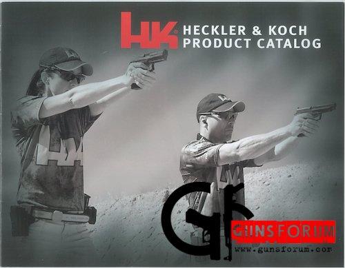 Heckler&Koch 2014 product catalog