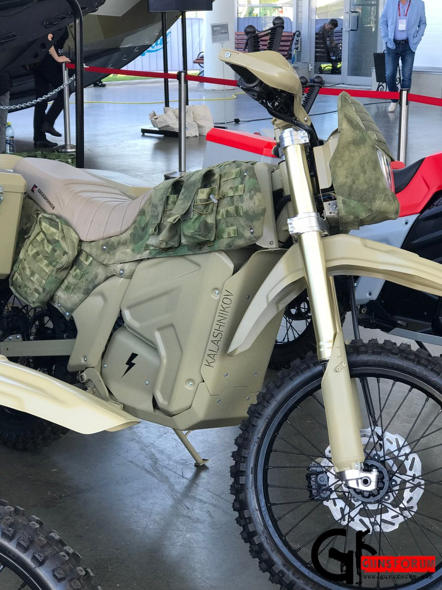 Мотоцикл Концерна Калашников