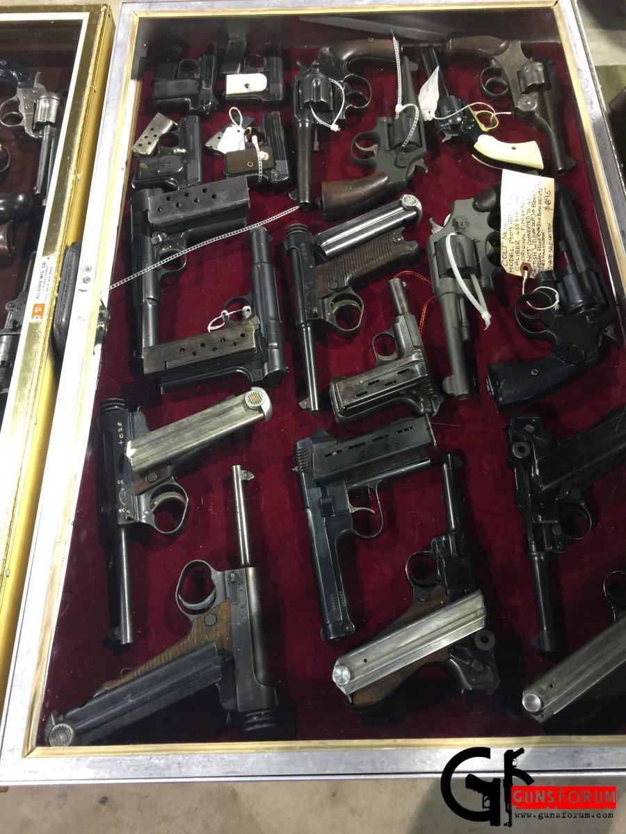 Исторические образцы оружия