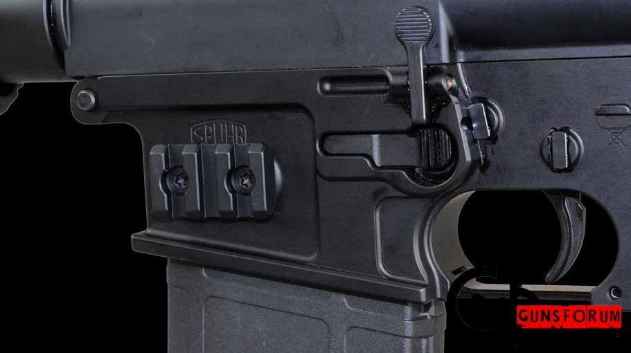 Spuhr Heckler&Koch HK 417 (MR308 / MR762) lower receiver