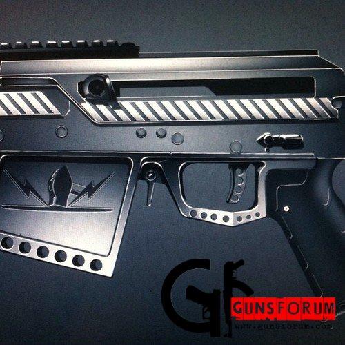 Jesse James Firearms Unlimited Saiga