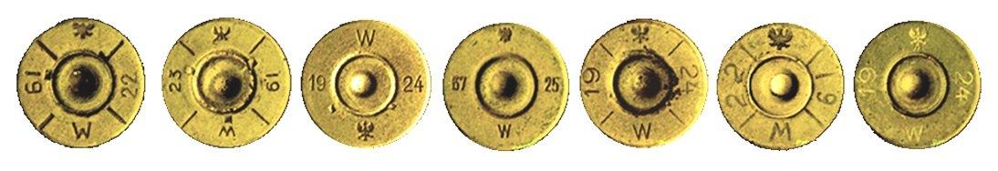 2 Маркировка на гильзах патронов 7,92х57мм Польша