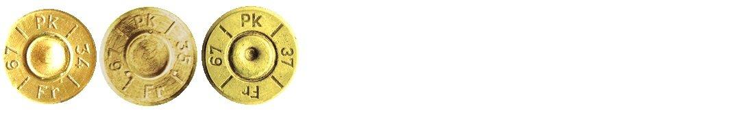 16 Маркировка на гильзах патронов 7,92х57мм Польша