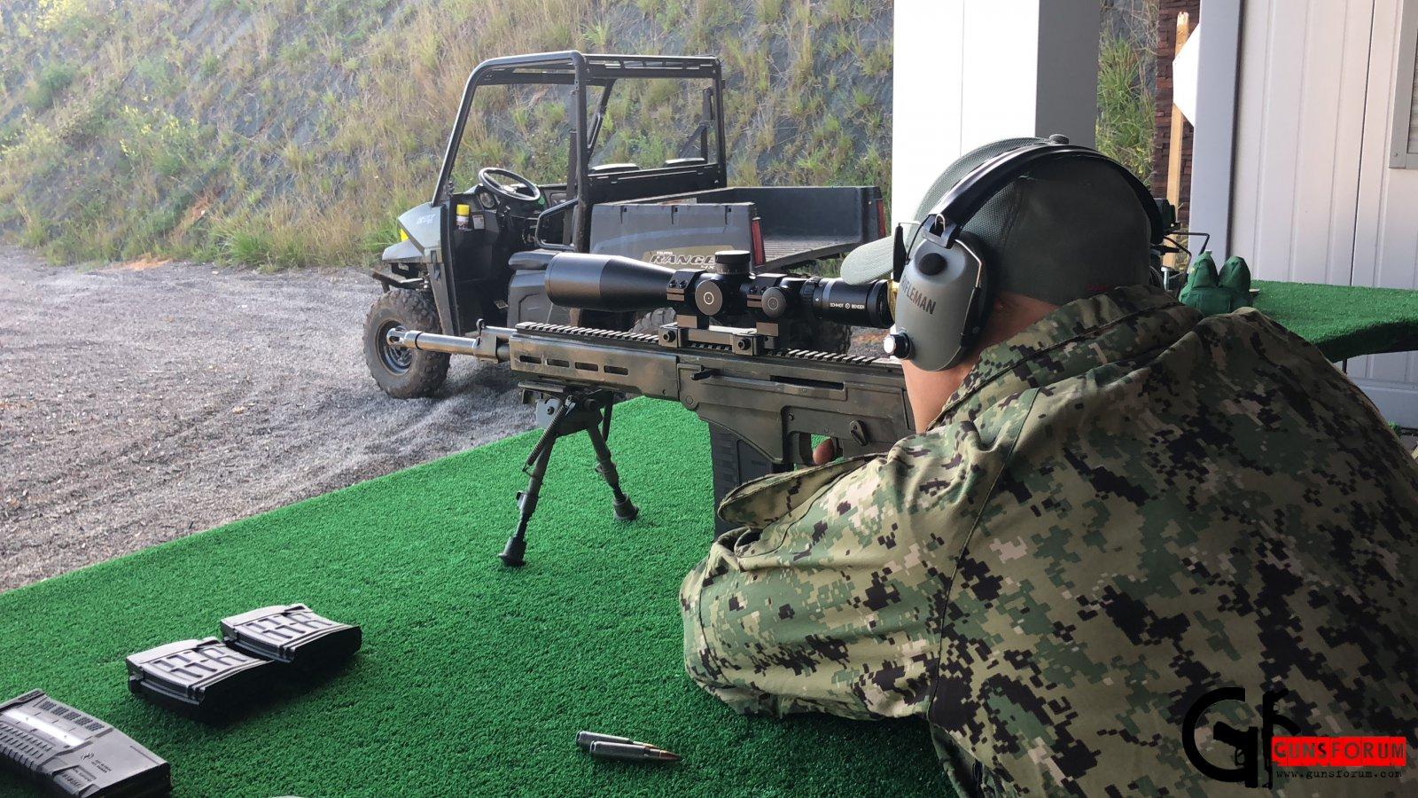Снайперская винтовка Чукавина (СВЧ)