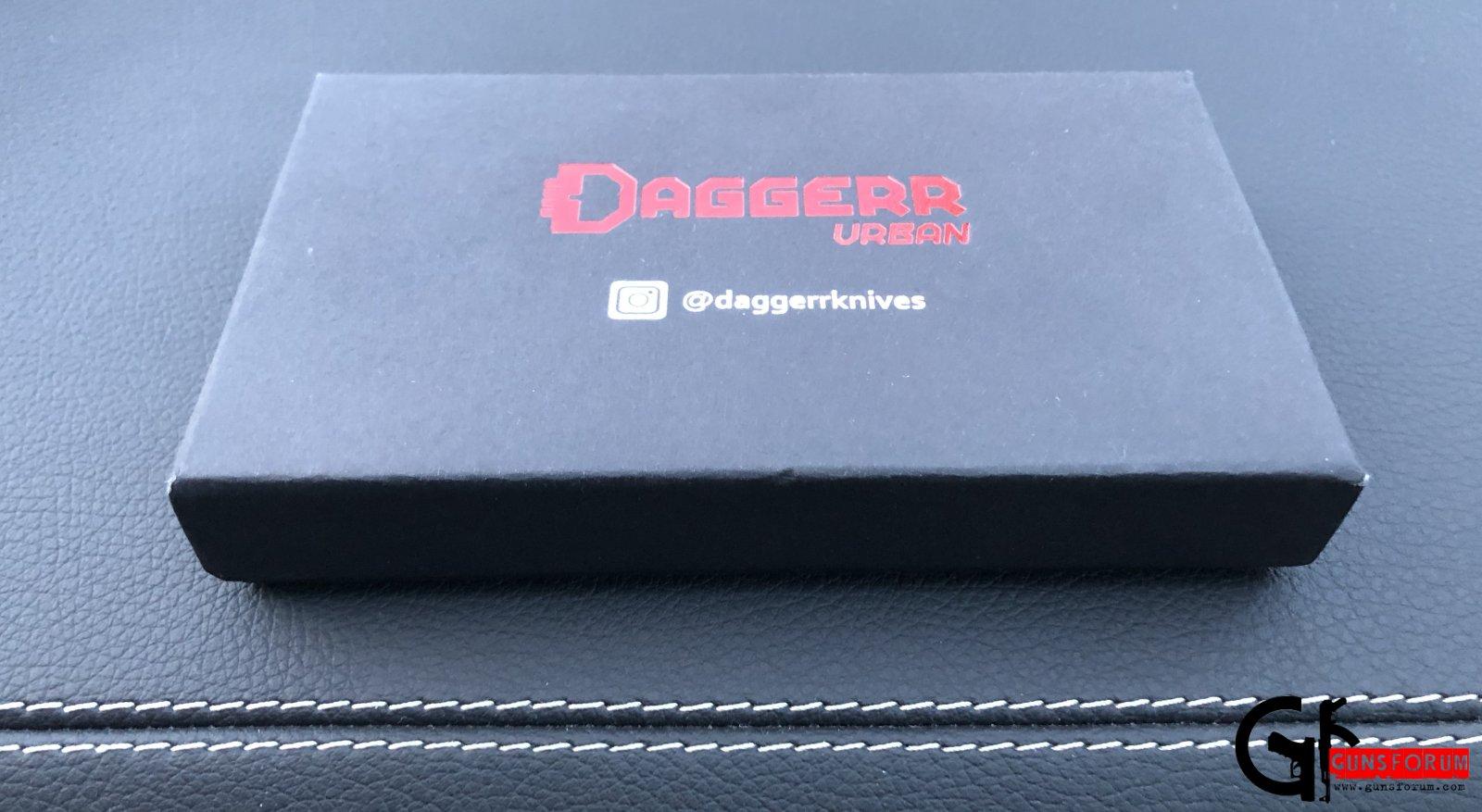 Daggerr Urban