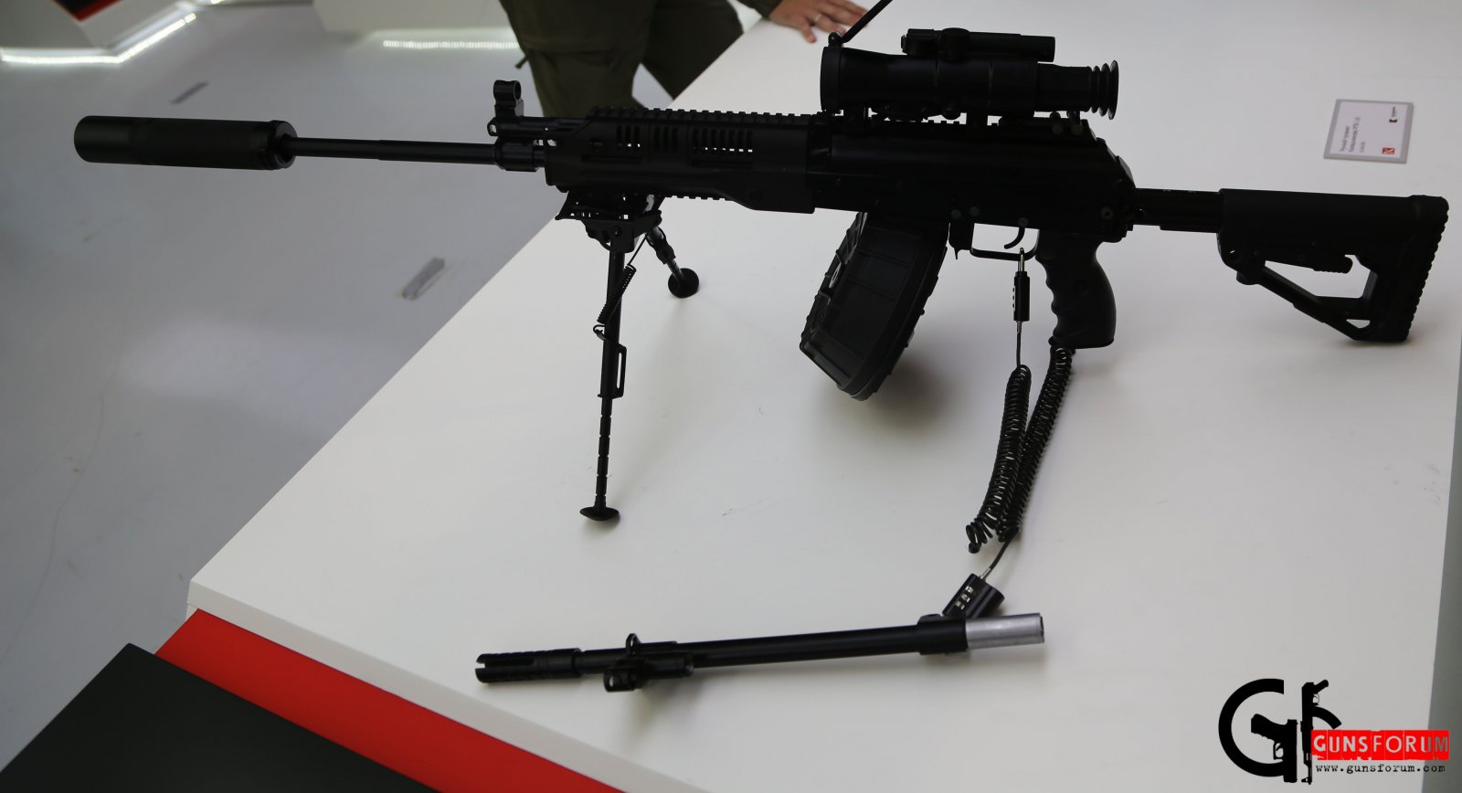 Ручной пулемет Калашникова РПК-16