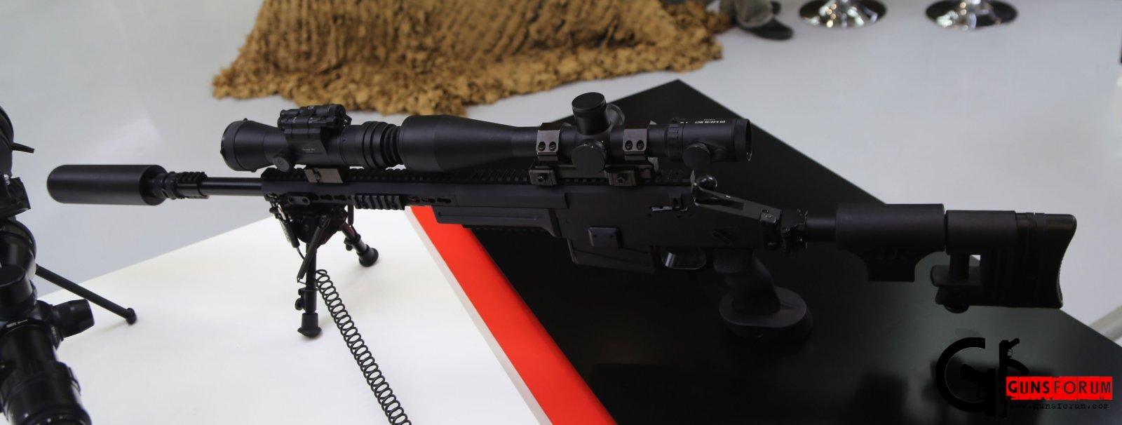 "снайперская винтовка от ""Калашникова"", на этот раз под .338lm"