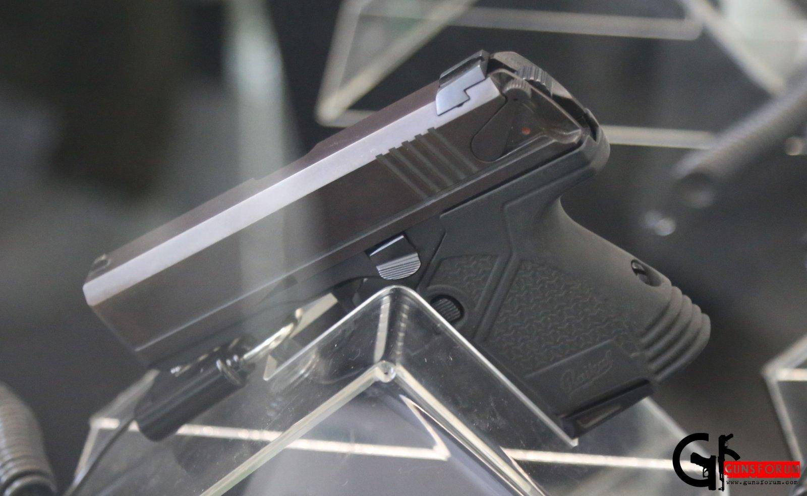 Травматический пистолет ОООП МР-357 в калибре 9РА