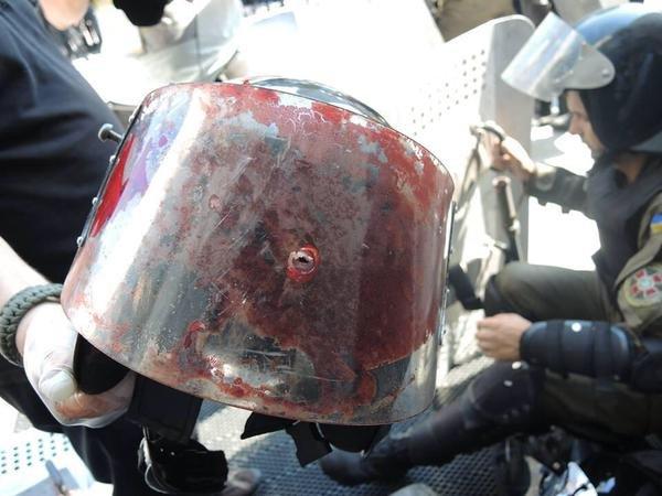 взрыв гранаты РГО под радой 31 августа 2015 (01)
