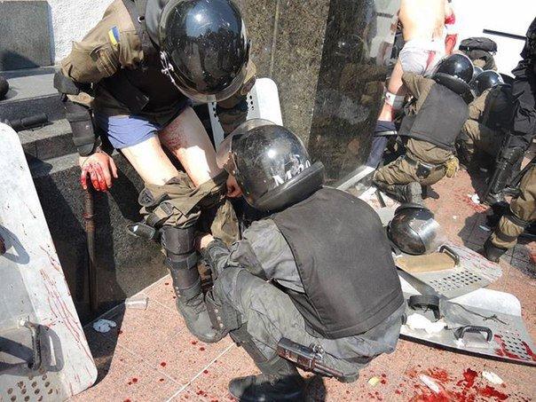 взрыв гранаты РГО под радой 31 августа 2015 (02)