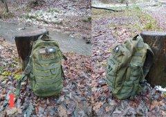 Рюкзак из 1000 кордуры