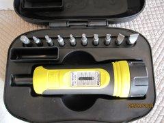 Динамометрический ключ Wheeler Engineering FAT Wrench