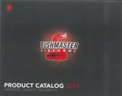 Bushmaster Firearms 2014 catalog
