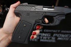 Remington R51 Crimson Trace 9mm на Shot Show 2014