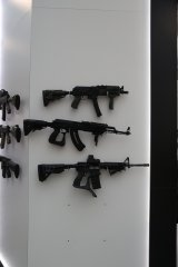 Московская оружейная выставка Arms & Hunting Moscow expo 2017