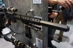 Heckler&Koch MR223 (MR556) и MR308 (MR762) на Shot Show 2014