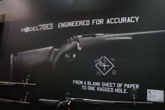 Remington 783 на Shot Show 2014
