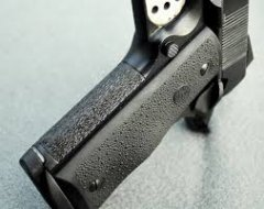 stippled front