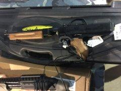 Auto Ordnance Thompson semi-automatic carbine .45ACP