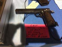 Пистолет Colt образца 1902