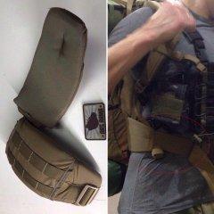 Рюкзак от Ars Arma LLC - аналог SATL Assault Ruck