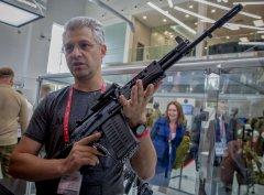 АК-308 или, другими словами, автомат Калашникова под патрон 7,62*51