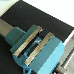 Установка ДТК PWS на Heckler&Koch MR308 с помощью притирочной шайбы