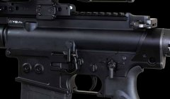 Spuhr Heckler&Koch HK 417 (MR308 / MR762) lower receiver