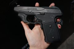 Remington R51 Crimson Trace 9mm на Shot Show 2014