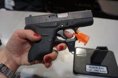 Glock G42 .380 auto на Shot Show 2014