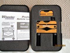 Прибор для выравнивания оптического прицела Wheeler Engineering Reticle Leveling System