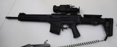 Калашников - самозарядная снайперская винтовка СВЧ