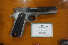 Sam Colt 200 .45 acp Stainless на  Shot Show 2014