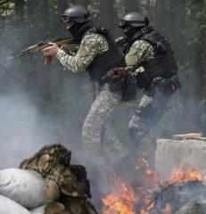 [2014 04 24] Атака СБУ на Славянск 06