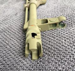ДТК PWS покрашенный Cerakote Multicam