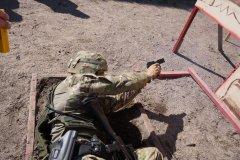 один из этапов ежегодного Открытого Чемпионата по стрельбе из боевого оружия среди подразделений специального назначения