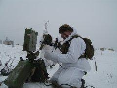 Боевая подготовка военнослужащих