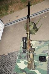 Старая школа, как она есть. Среди снайперов лучшими считаются «стволы» 60-х годов выпуска, со спортивным шагом нарезов 320 мм