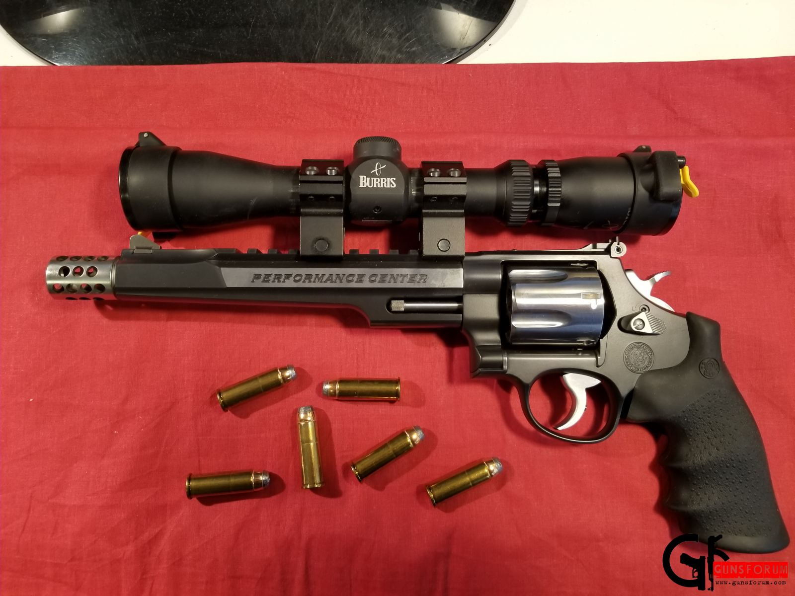 Smith&Wesson 629-7