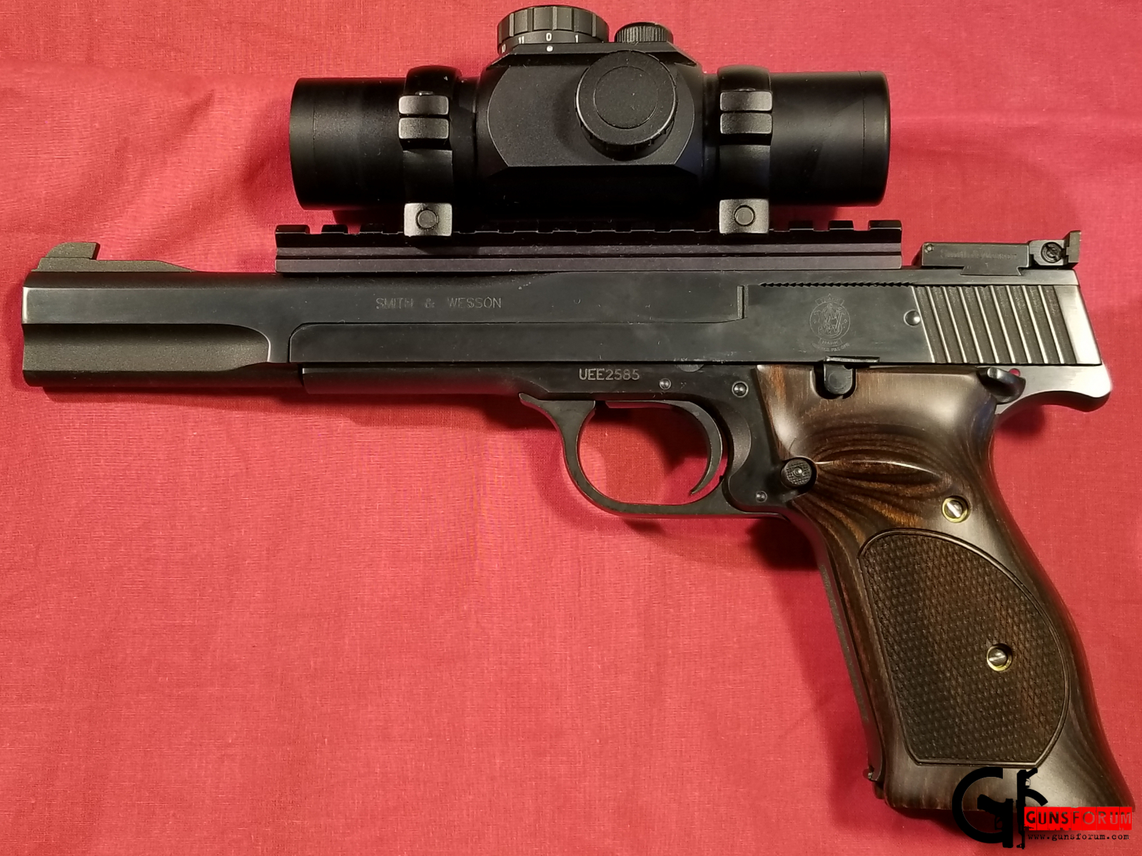 Smith&Wesson 41