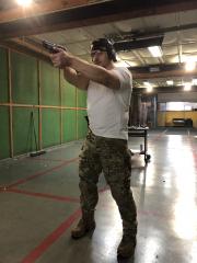 Занятия по стрельбе