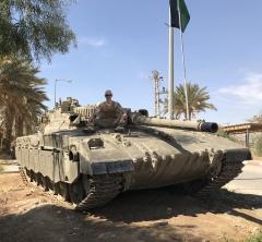 Как пример – танк «Меркава».