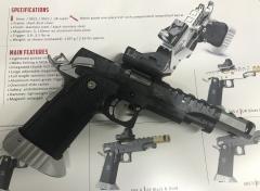 Модель SASII UR – «открытый класс» (9 мм).
