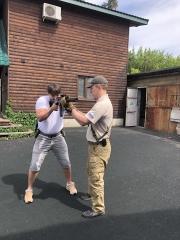 Тактическая стрельба в ЦСП Витязь. Отчет и впечатления
