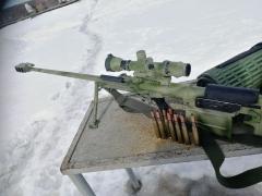 СВН-98 («снайперская винтовка Негруленко»)