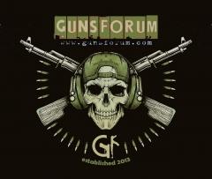 Футболка Gunsforum вариант 2