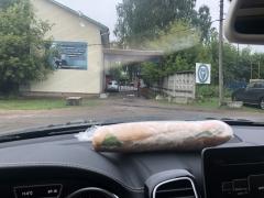 Приехал в ЦСП Витязь чуть раньше запланированного времени